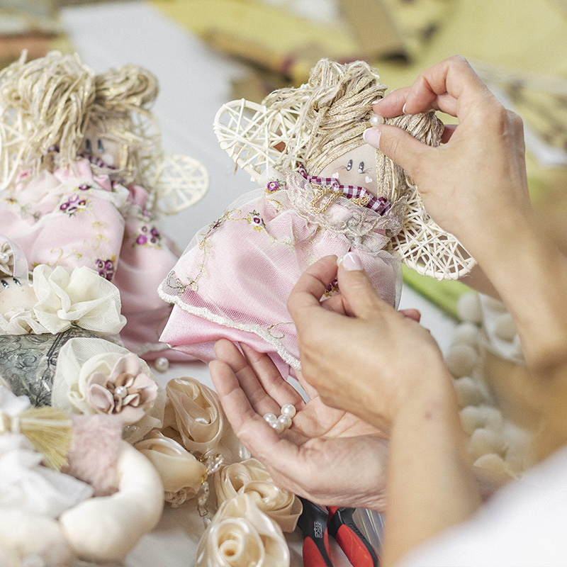 cucito-creativo-bambole-la-maison-nini-carmiano